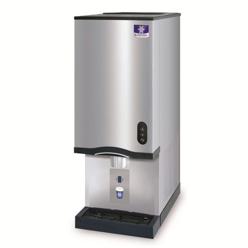 Manitowoc CNF-0202A Countertop Nugget Style Air-Cooled Ice Maker and Water Dispenser