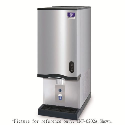 Manitowoc CNF-0202A-L Countertop Nugget Style Air-Cooled ice Maker and Water Dispenser