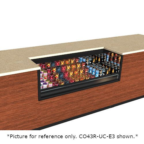 Structural Concepts CO33R-UC-E3 Refrigerated Undercounter Height Display
