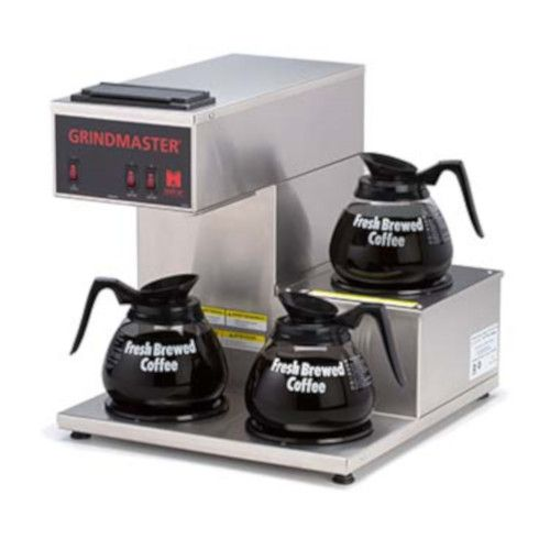Grindmaster-Cecilware CPO-3RP-15A Portable Pourover Coffee Brewer