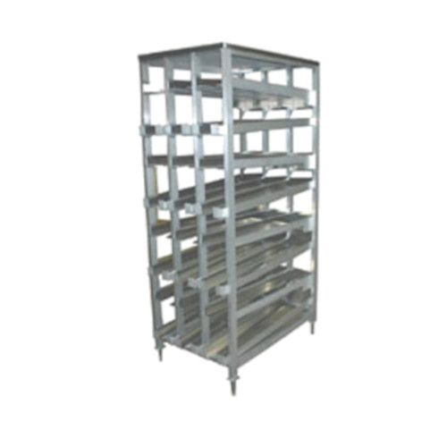 Winholt CR-156F Stationary Can Storage Rack with (156) #10 Can Capacity