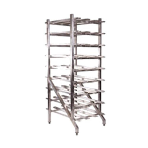 Winholt CR-162 Stationary Can Storage Rack - (156) #10 or (216) #5 Can Capacity