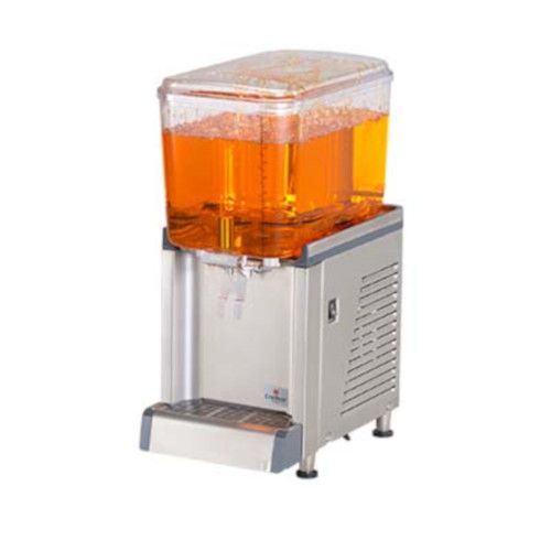 Grindmaster-Cecilware CS-1D-16 Cratchco Simplicity Bubbler Pre-Mix Cold Beverage Dispenser