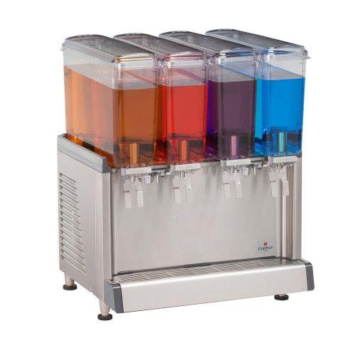 Grindmaster-Cecilware CS-4E-16-S Pre-Mix Cold Beverage Dispenser