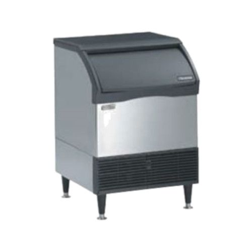 Scotsman CU2026SA-6 Self-Contained Air-Cooled Prodigy Small Cube Ice Machine - 192 lb.