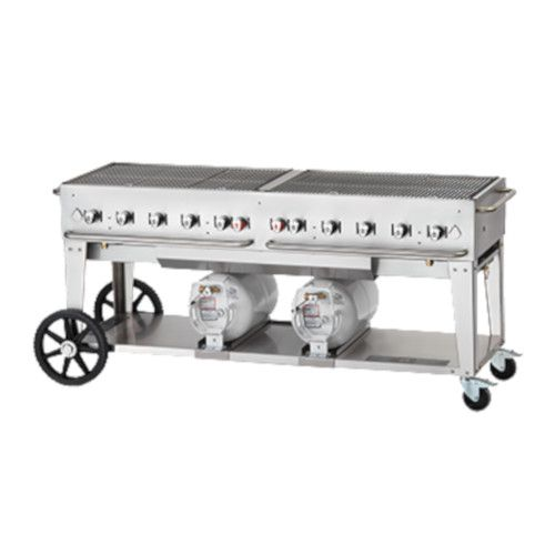 Crown Verity CV-CCB-72-LP LP Gas Club Series Outdoor Grill
