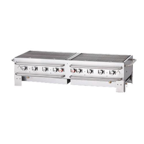 Crown Verity CV-PCB-60 8-Burner Portable Grill