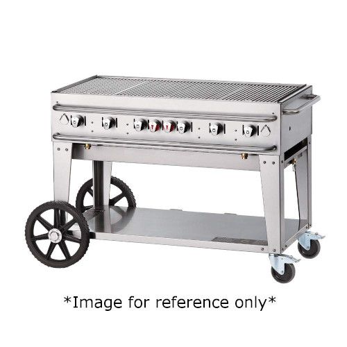 Crown Verity CV-RCB-36-LP 5-Burner Pro Series Outdoor Grill
