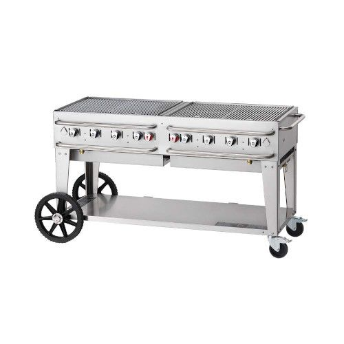 Crown Verity CV-RCB-60-SI50/100 LP Pro Series Outdoor Grill