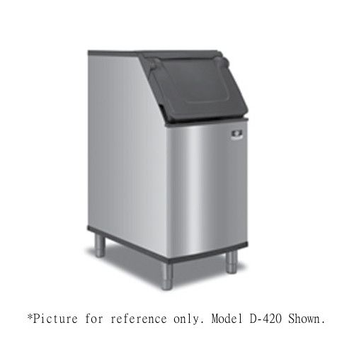 Manitowoc D-400 Ice Storage Bin 290 lb. Capacity