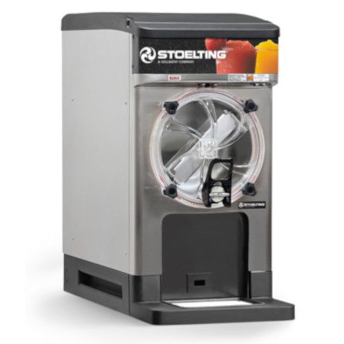 Stoelting D118-18-L Countertop Water Cooled Frozen Non-Carbonated Beverage / Cocktail Dispenser with Illuminated Light Package