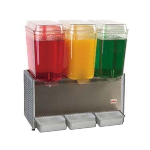 Grindmaster-Cecilware D35-3 Crathco Bubbler Pre-Mix Cold Beverage Dispenser