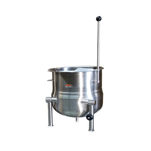 Crown DC-20 Direct Steam Counter Tilting Kettle