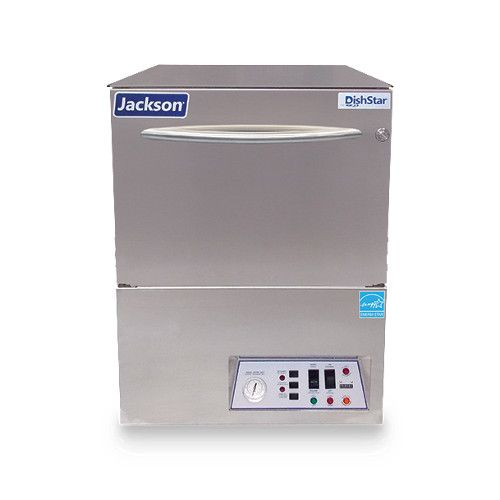 Jackson DISHSTAR LT Low Temperature Chemical Sanitizing Undercounter Dishwasher