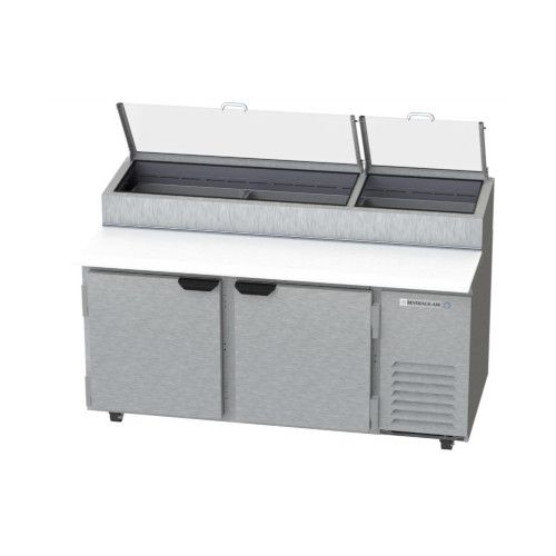 Beverage Air DP67-CL Two Section 67