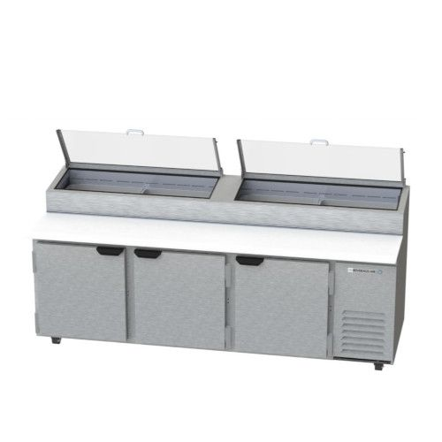 Beverage Air DP93-CL Three Section 93