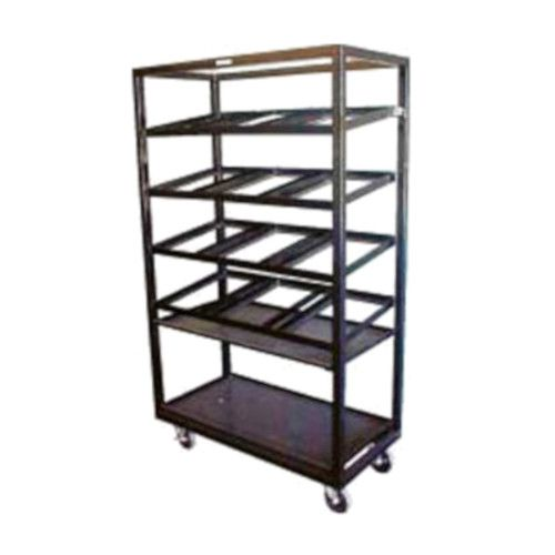 Winholt DR-2143 Display Bread and Bagel Bakery Rack with 600 lb. Capacity