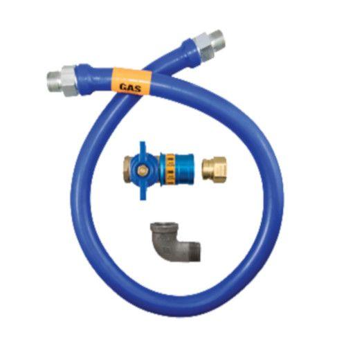 Dormont 16100BPCF48 Safety Quik® Blue Hose™ Movable 48