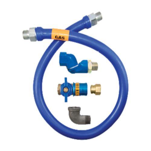 Dormont 16100BPCFS48 Swivel MAX® Blue Hose™ Movable 48