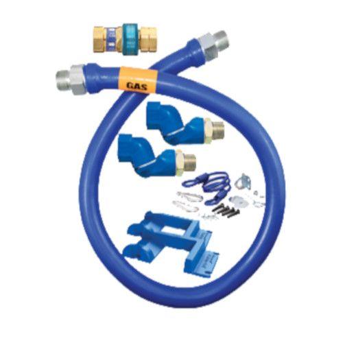 Dormont 16100BPQ2SR48PS SnapFast® Blue Hose™ Movable 48