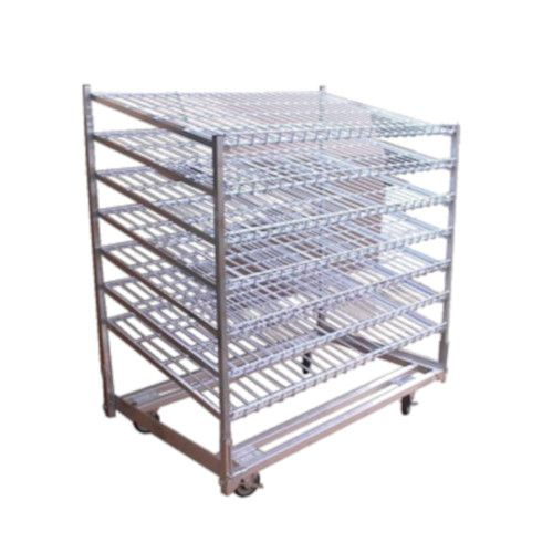 Winholt DRS-3660KD-WM Knock-Down Display Bread Bakery Rack