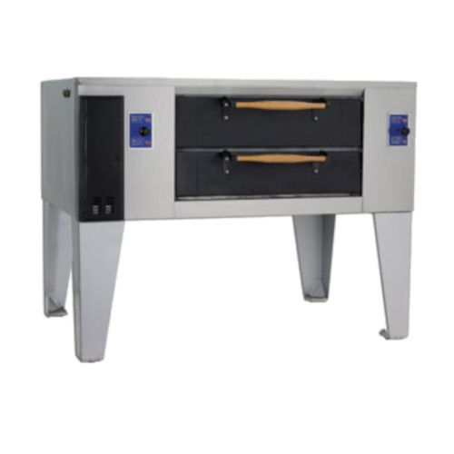 Bakers Pride DS-805-DSP Super Deck Single Deck Display Pizza Oven