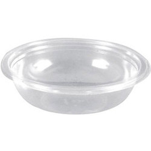 Dinex DX5402PCLR 24 oz. Proex Disposable Salad Bowl