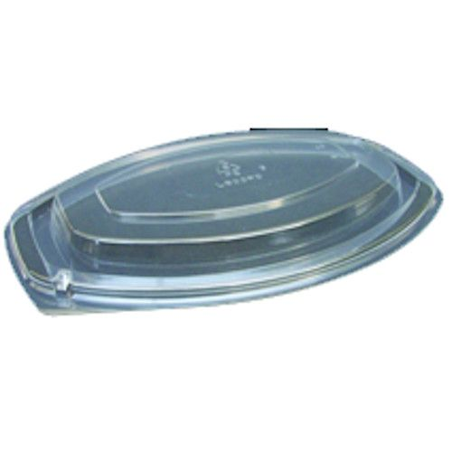 Dinex DXL900PDCLR Disposable Cover / Lid for Casserole Containers