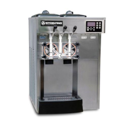 Stoelting E131-18I2YG2 Countertop Water Cooled Soft-Serve Freezer