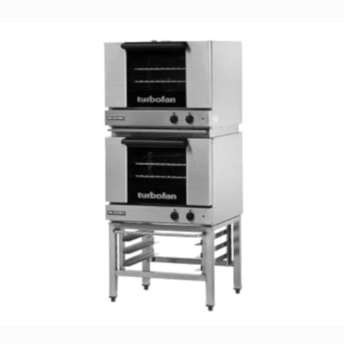 Moffat E22M3/2 Double Stacked Electric TurboFan Convection Oven