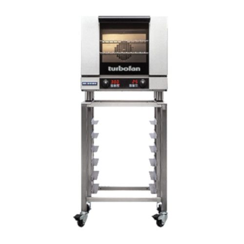 Moffat E23D3/SK23 Electric TurboFan Convection Oven with SK23 Stand