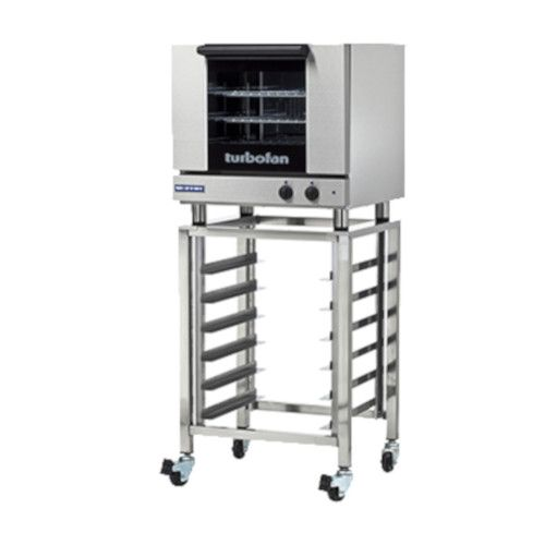 Moffat E23M3/SK23 Electric TurboFan Convection Oven with SK23 Stand
