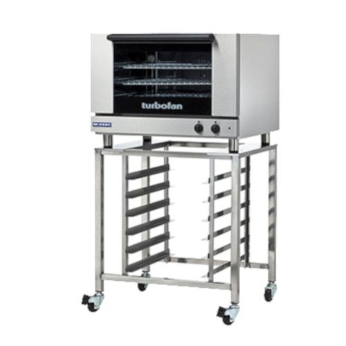 Moffat E27M3/SK2731U Electric TurboFan Convection Oven with Casters