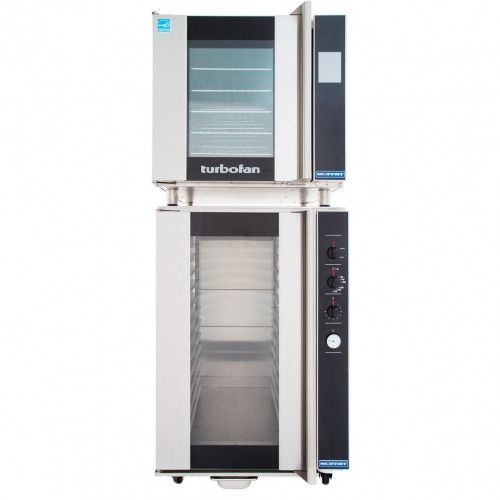 Moffat E32T5/P12M Electric TurboFan Convection Oven with P12M Proofer