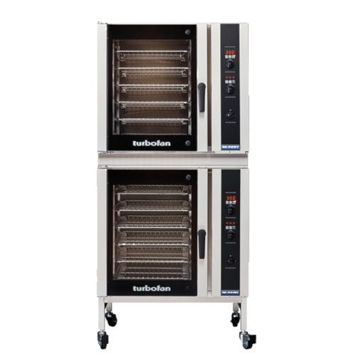 Moffat E35D6-26/2 Double Stacked Electric Turbofan Convection Oven