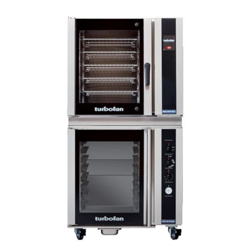 Moffat E35T6-26/P85M8 Electric Turbofan Convection Oven with P85M8 Proofer