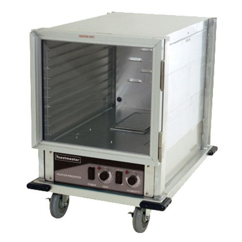Toastmaster E9451-HP12CDN Non-Insulated Half-Size Mobile Proofer Cabinet - 120 Volts