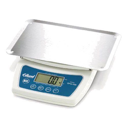 Edlund DFG-160 230V Digital Portion Scale With Large LCD Display 160 oz.