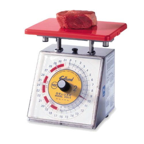Edlund DOU-2 Heavy Duty Deluxe Rotating Dial Type Portion Scale