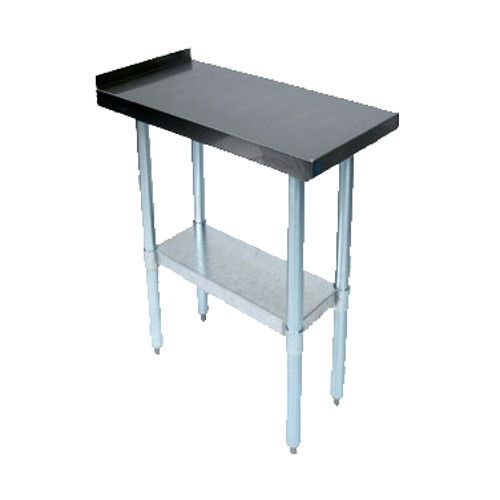 John Boos EFT8-3015 Stainless Steel Top Filler Table - 15