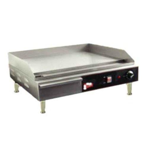 Grindmaster-Cecilware EL1624 Countertop Medium Duty Electric Griddle