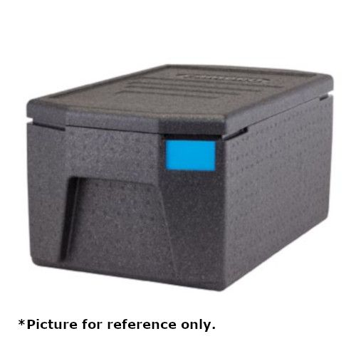 Cambro EPP180LH Insualted Plastic Cam GoBox Insulated Food Pan Carrier - 48.6 Qr. Capacity