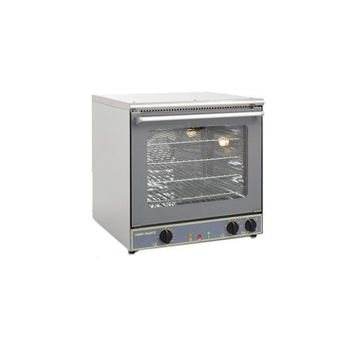 Equipex FC-60QC Quick Cook Half-Size Convection Oven