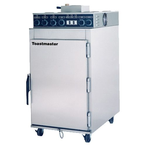 Toastmaster ES-6L Electric Half-Size Left-hinged Cook n' Hold Smoker Oven (Replaces ES6L)