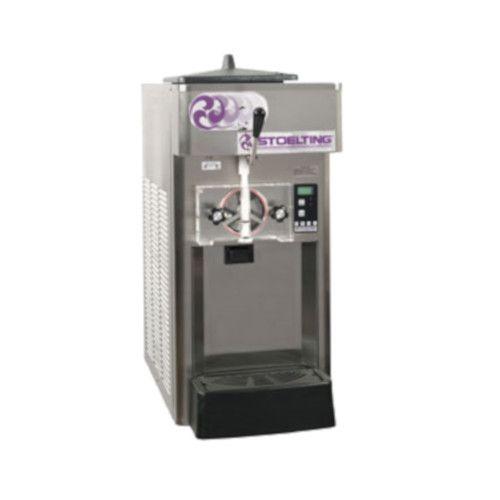 Stoelting F111X-302I-YG2 Countertop Air Cooled Soft-Serve Freezer with Yogurt Configuration