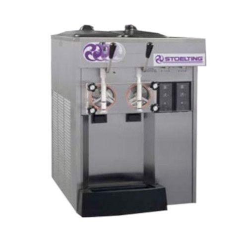 Stoelting F144-18I2 Countertop Water Cooled Combo Soft-Serve / Shake Freezer