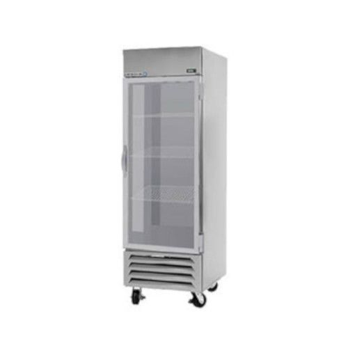 Beverage Air FB23-1G Glass Door Single Section Reach-In Freezer