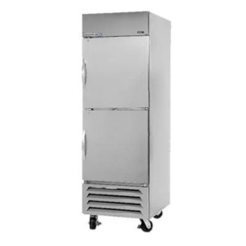 Beverage Air FB27-1HS Half Solid Single Section Reach-In Freezer