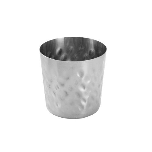 American Metalcraft FFHM37 14 Oz. French Fry Cup (Case of 72 Cups)