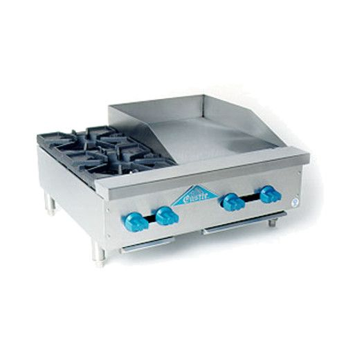 Comstock Castle FHP30-18 Countertop Gas Griddle/Hotplate